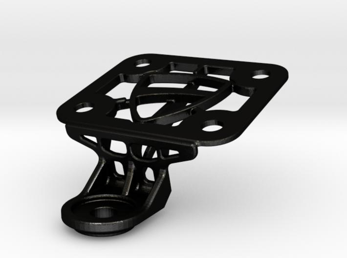 Navihalter Monster 1200 R- für Garmin + TOM TOM V4 3d printed