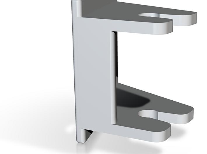 CASQUILLO ISOFIX-2 3d printed