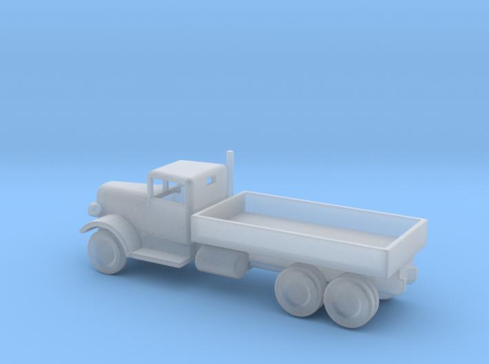 1/144 Scale KENWORTH C570 Truck 3d printed