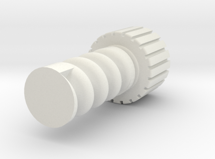 Part 6 of 6 -Turning Knob 3d printed