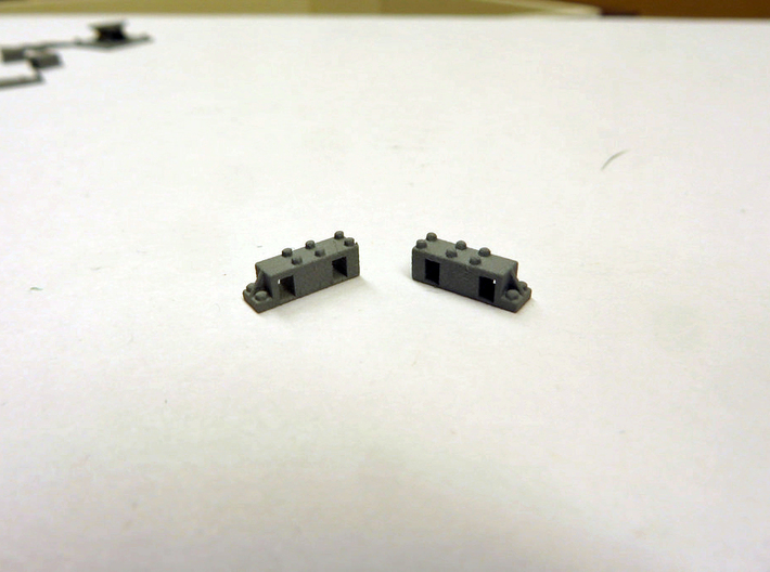 Double Outer Toggle Box for Carfloat Transfer Brid 3d printed