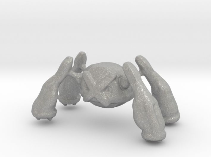 Metagross 3d printed