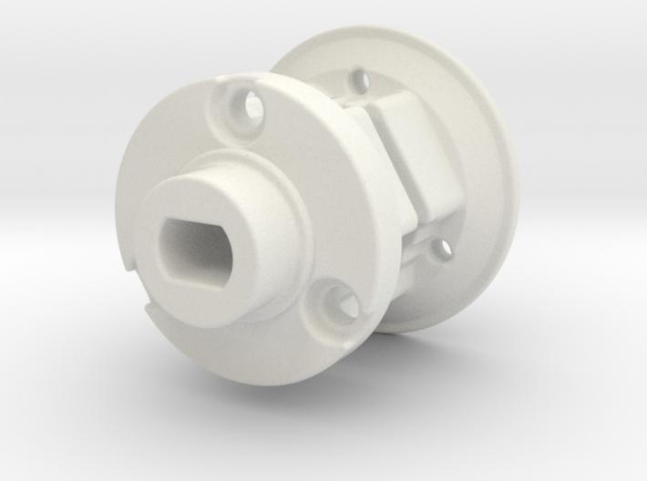 Traxxas 1/16 Diff Locker for SCX10 shafts 3d printed