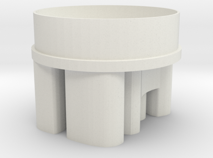 熊猫饼.STL 3d printed
