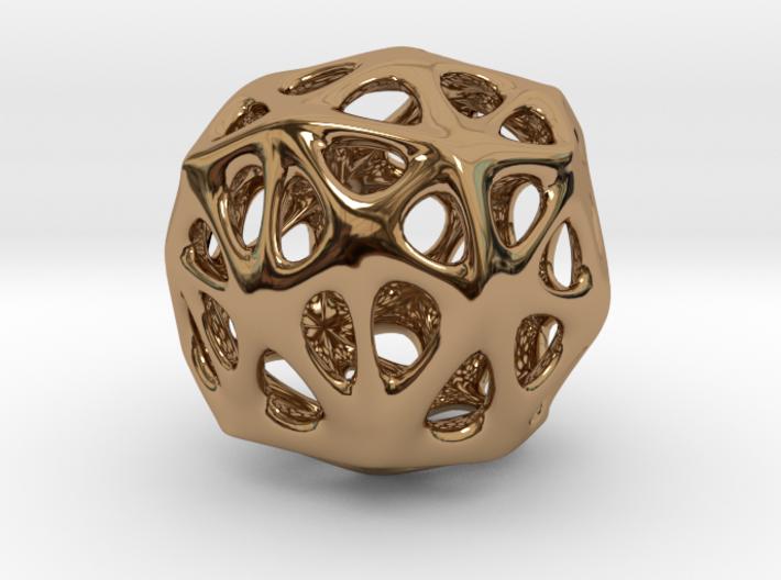 Organic Sphere 3d printed