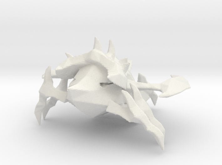 1/144 Zerg Roach 3d printed