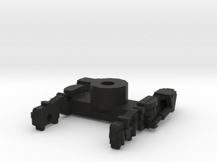 CNL Drehgestell002 3d printed