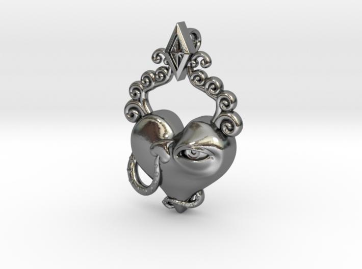 Love's Eye Opener 3d printed