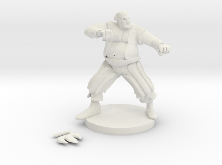 Fathomer 3d printed