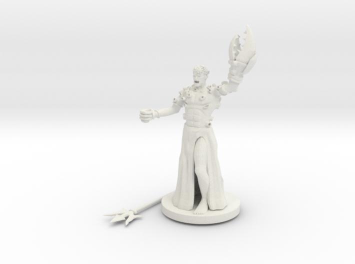 Gar Shatterkeel 3d printed