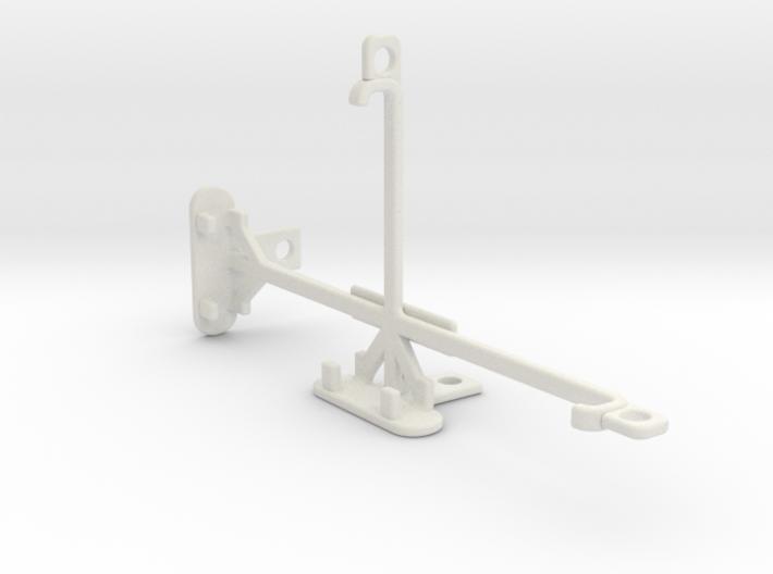 alcatel Idol 4s tripod & stabilizer mount 3d printed