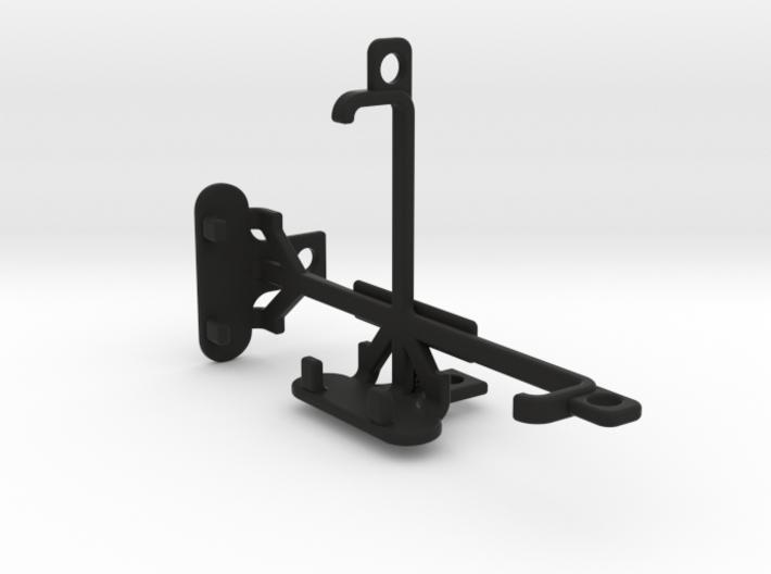 Alcatel Orange Klif tripod & stabilizer mount 3d printed