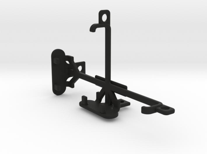 Alcatel Pixi 3 (4) tripod & stabilizer mount 3d printed