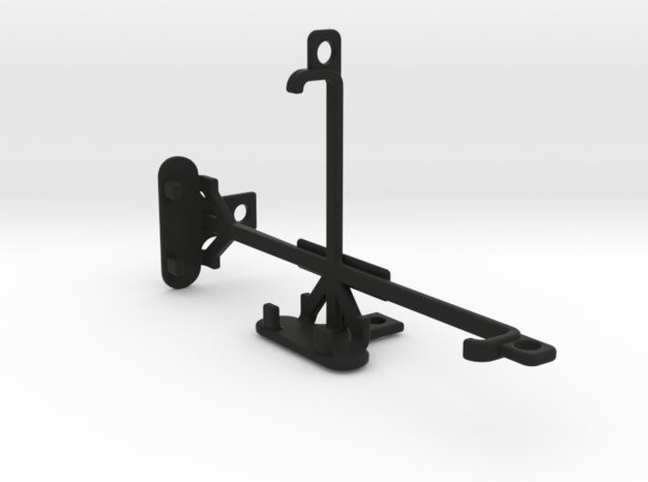 Alcatel Pixi 3 (5) tripod & stabilizer mount 3d printed