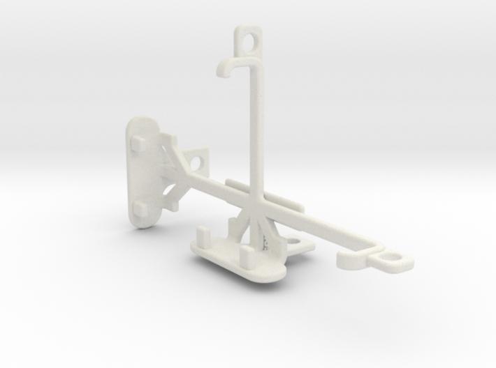 alcatel Pixi 4 (3.5) tripod & stabilizer mount 3d printed