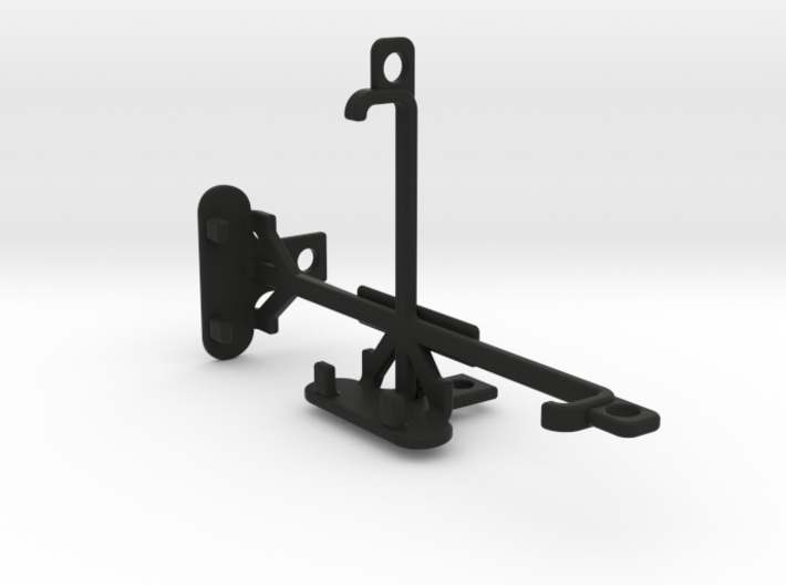 alcatel Pixi First tripod & stabilizer mount 3d printed
