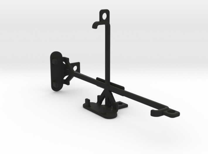 Asus Zenfone 2 ZE550ML tripod & stabilizer mount 3d printed