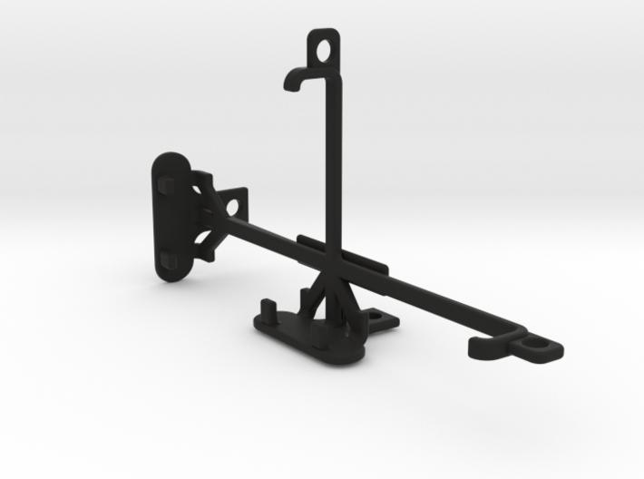 Asus Zenfone 2E tripod & stabilizer mount 3d printed