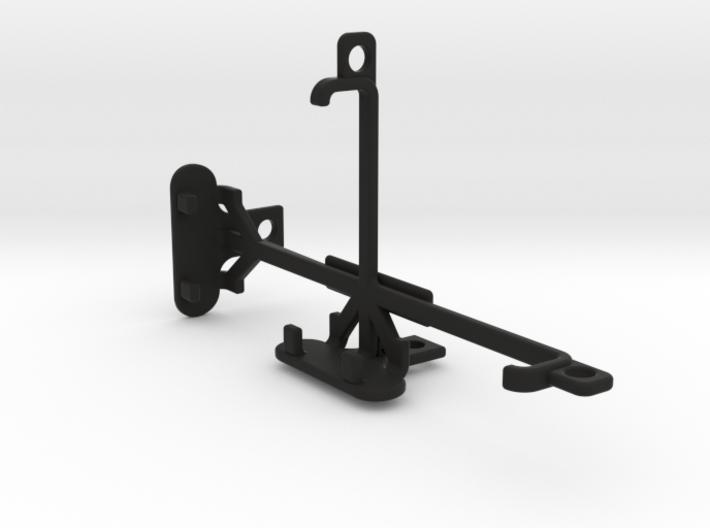 BLU Advance 4.0 L2 tripod & stabilizer mount 3d printed