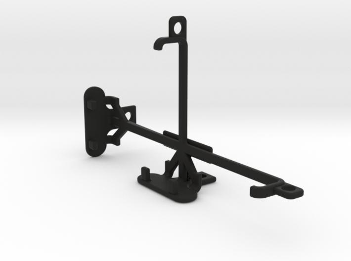 Cat S40 tripod & stabilizer mount 3d printed