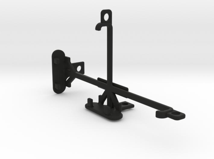 Google Pixel tripod & stabilizer mount 3d printed