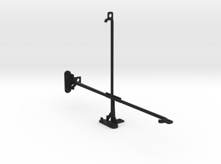 Chuwi H10 tripod & stabilizer mount 3d printed