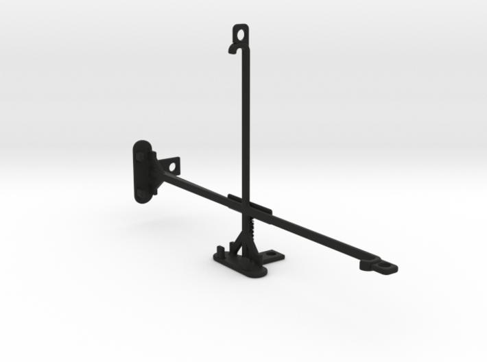 Dell Venue 8 7000 tripod & stabilizer mount 3d printed