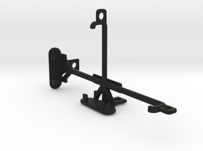 HTC One (M8) for Windows (CDMA) tripod mount 3d printed