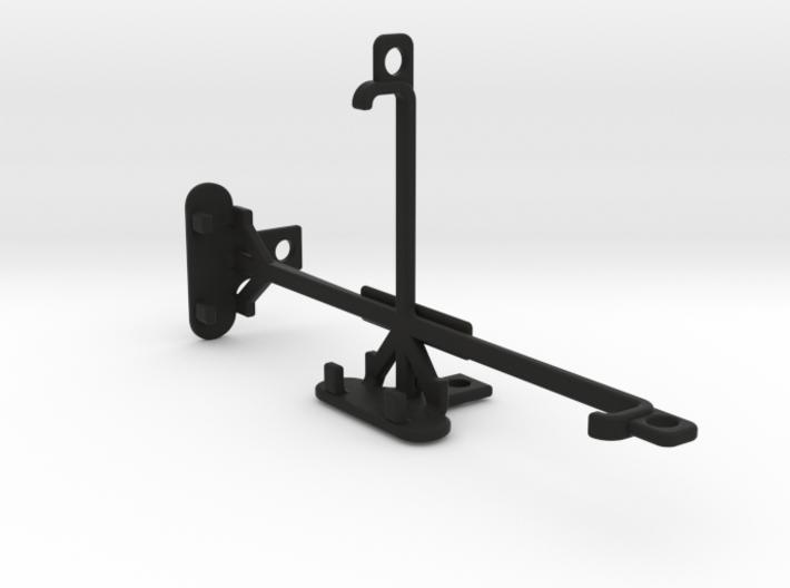 Lava X50 tripod & stabilizer mount 3d printed