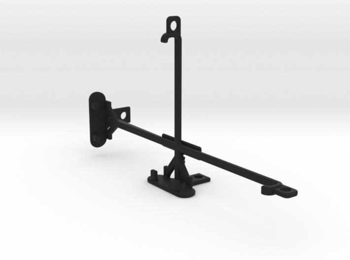 Lenovo Phab Plus tripod & stabilizer mount 3d printed