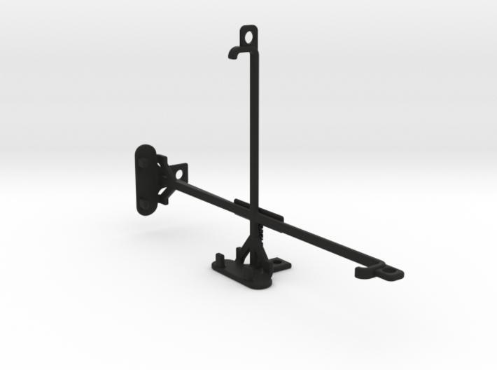 LG G Pad 7.0 LTE tripod & stabilizer mount 3d printed