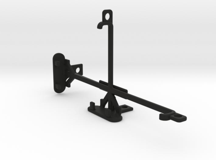 LG V10 tripod & stabilizer mount 3d printed