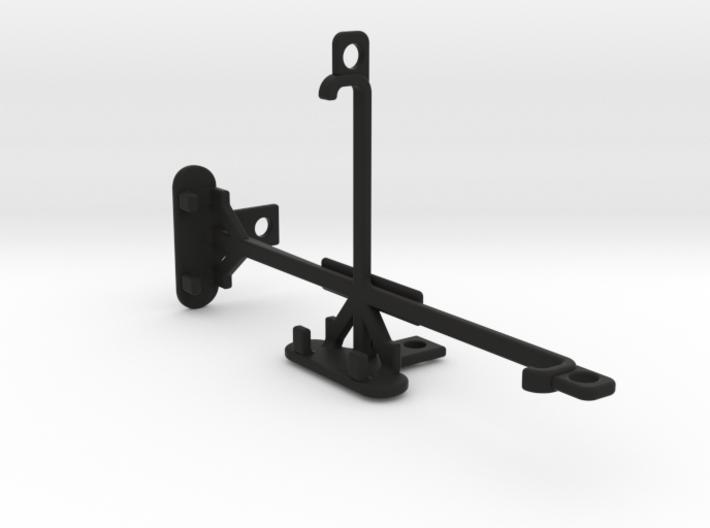 Meizu Pro 6 tripod & stabilizer mount 3d printed