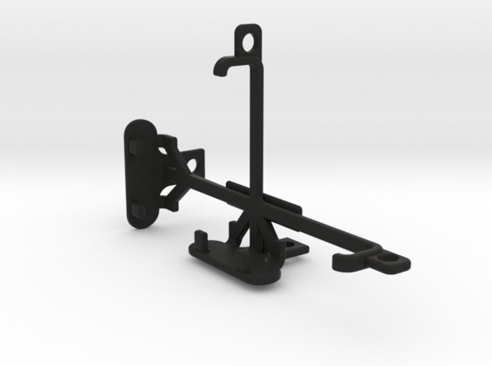 Microsoft Lumia 532 Dual SIM tripod mount 3d printed