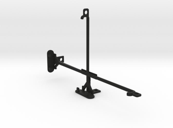 Micromax Canvas Tab P666 tripod & stabilizer mount 3d printed