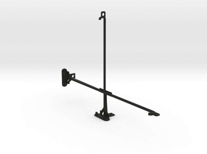 Microsoft Surface 4 Pro tripod & stabilizer mount 3d printed