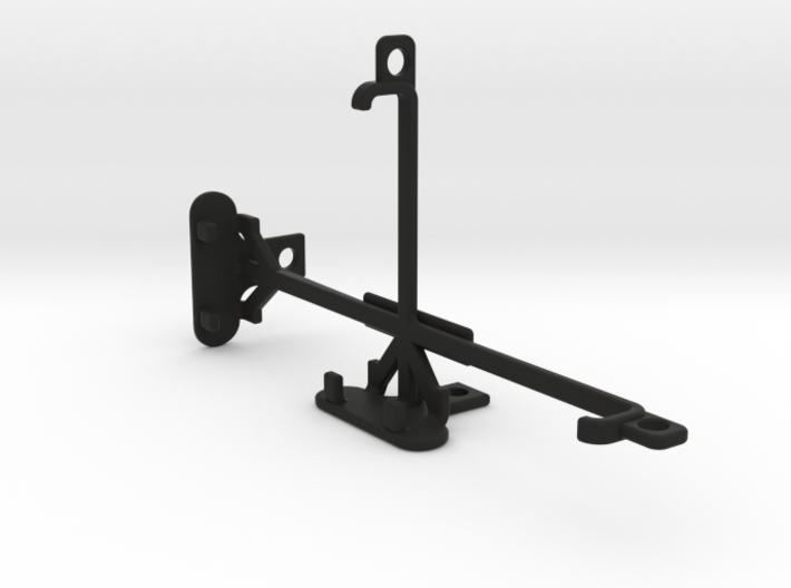 OnePlus 2 tripod & stabilizer mount 3d printed