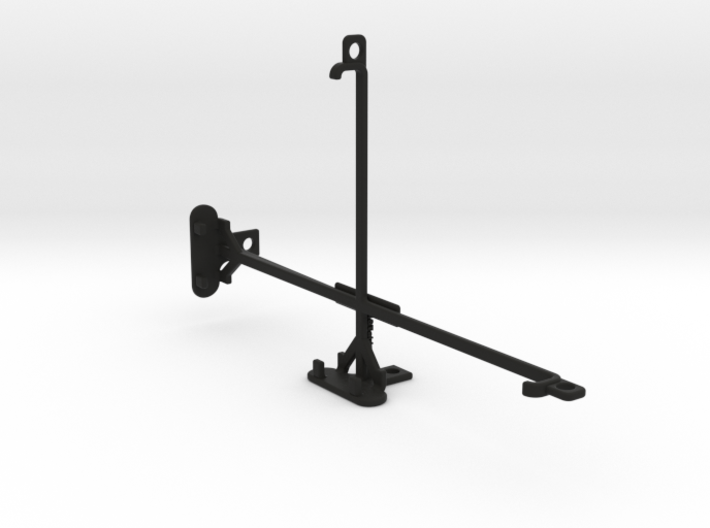 NVIDIA Shield Tablet tripod & stabilizer mount 3d printed