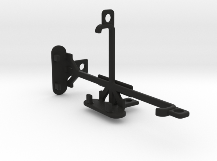 Plum Axe LTE tripod & stabilizer mount 3d printed