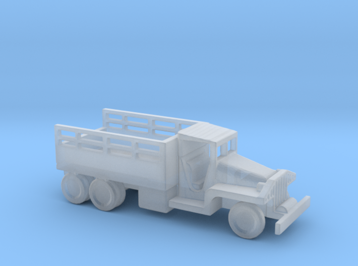1/144 Scale CCKW Truck 3d printed