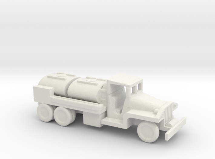 1/200 Scale CCKW Fuel Truck 3d printed