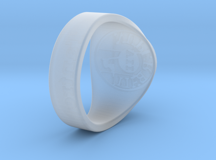 Nuperball Tantrew Ring S7 3d printed