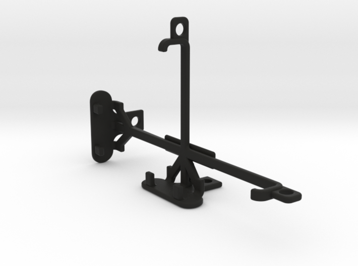 Sony Xperia E4 tripod & stabilizer mount 3d printed