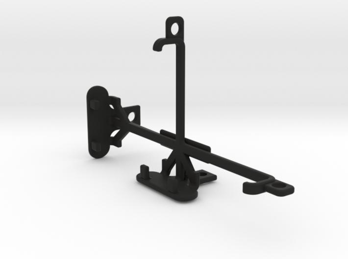 Sony Xperia E4g Dual tripod & stabilizer mount 3d printed
