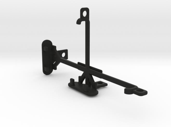 Sony Xperia X tripod & stabilizer mount 3d printed