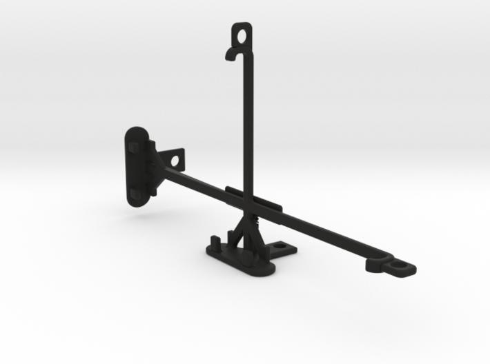Sony Xperia Z Ultra tripod & stabilizer mount 3d printed