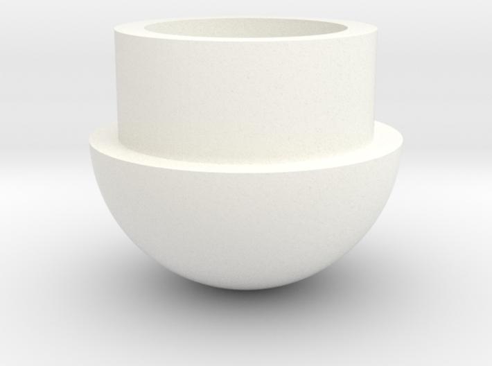 Food Capsule Cap 3d printed