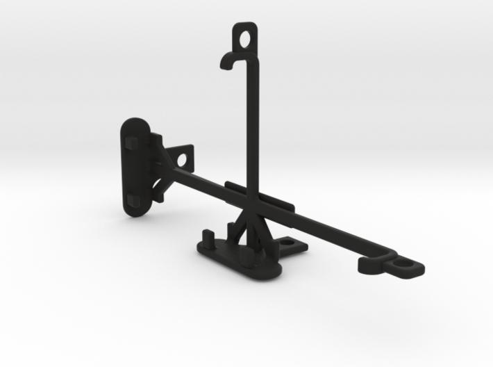 XOLO Era X tripod & stabilizer mount 3d printed