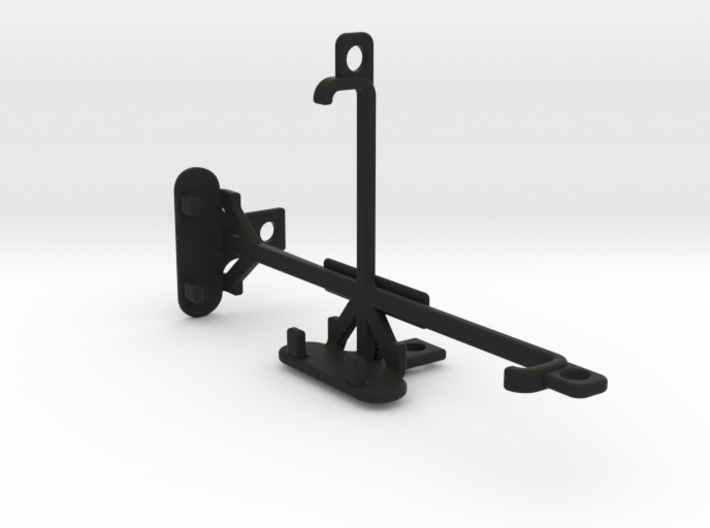 XOLO Prime tripod & stabilizer mount 3d printed