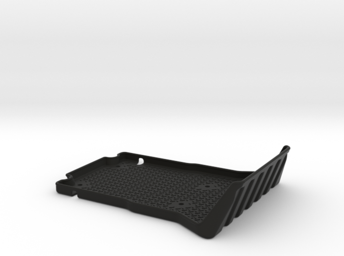 Axial Wraith Bed Liner / Rear Tub 3d printed
